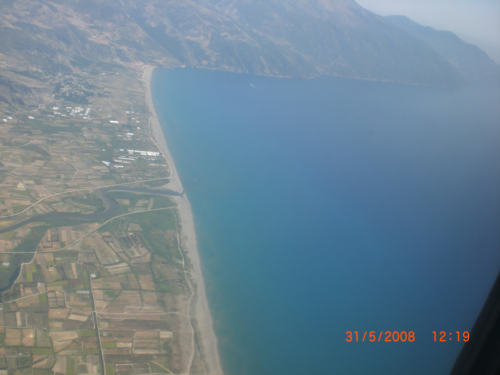 hatay from plane 1024 x 768