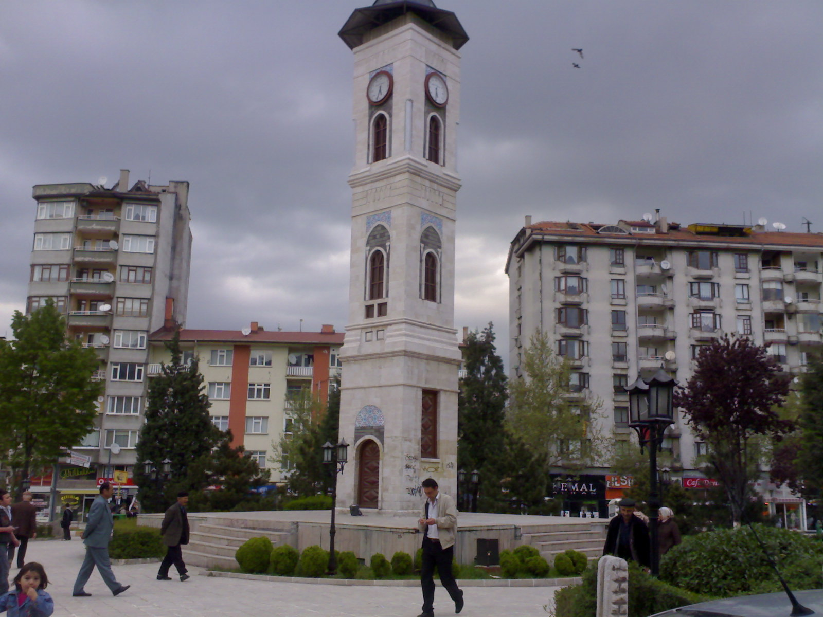 kutahya clock tower 1600 x 1200