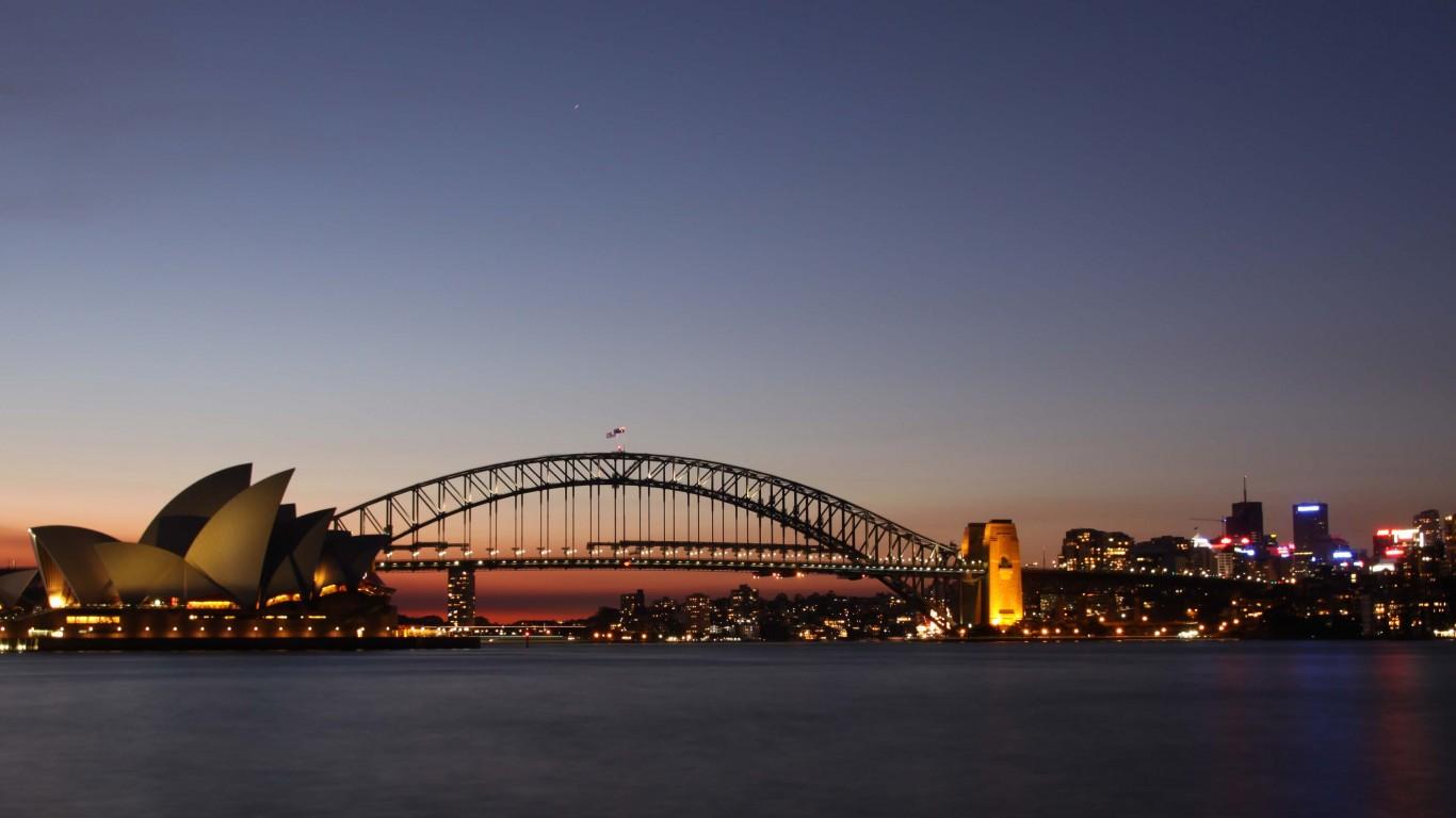 Sydney 1366x768 Picture, Sydney 1366x768 Photo