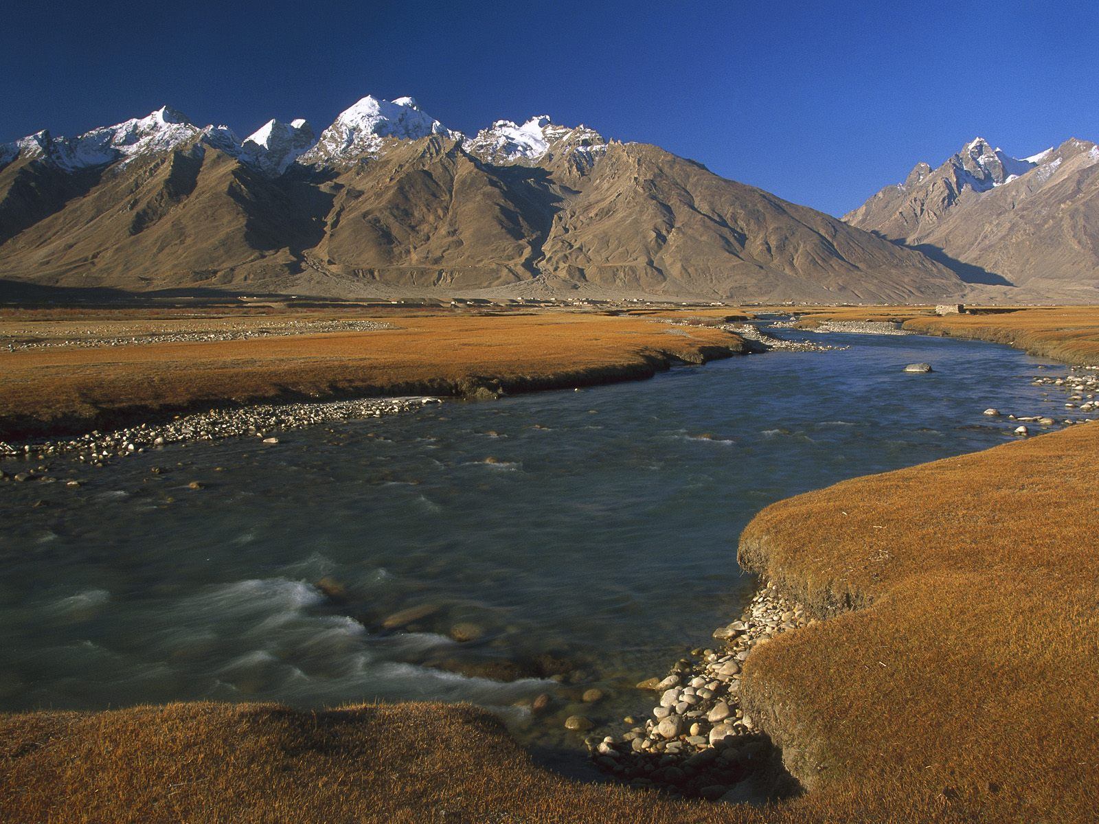 Zanskar River India