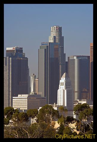 los angeles buildings 326 x 476