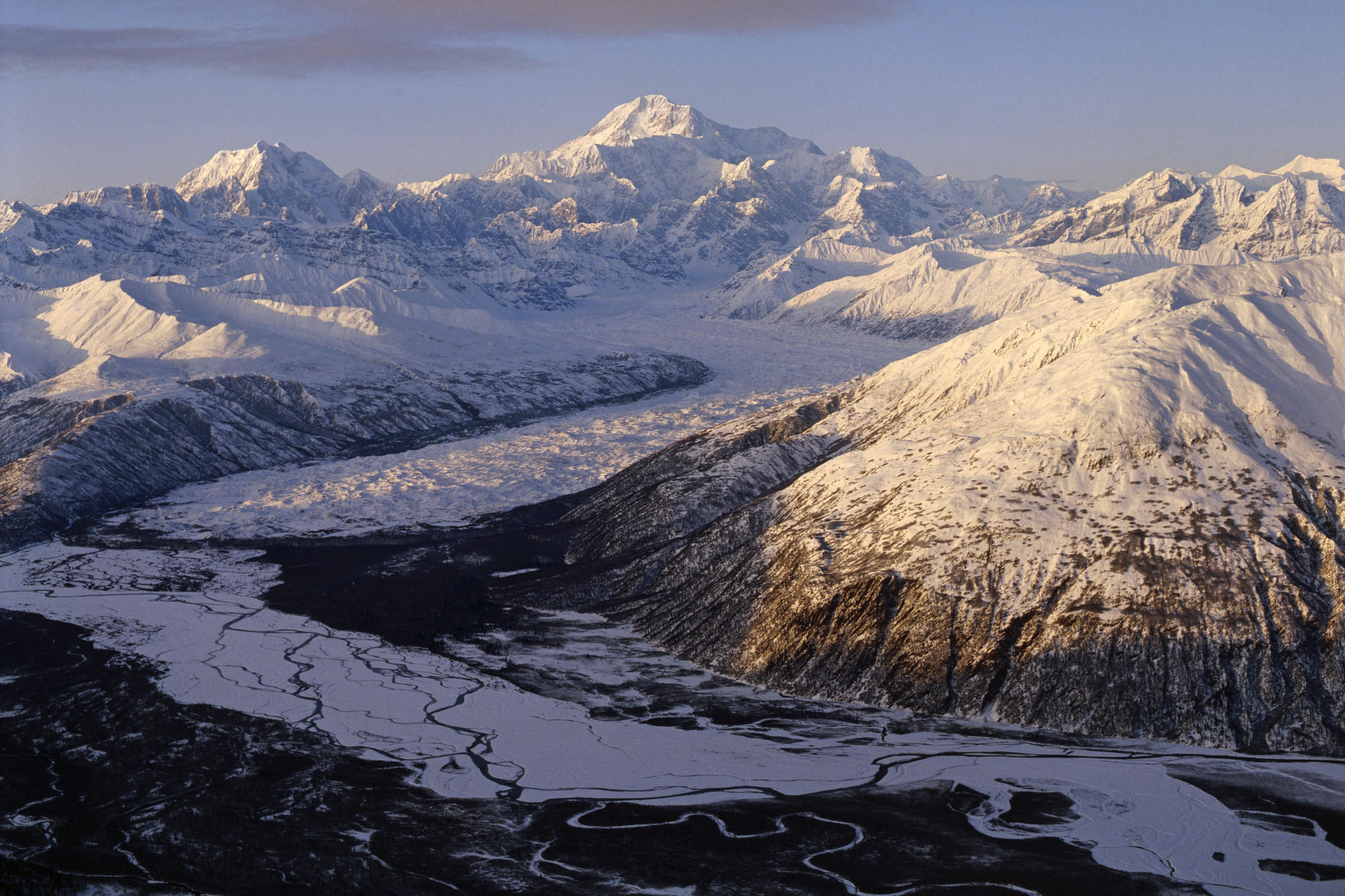 DENALI NATIONAL PARK ALASKA 2000 X 1333
