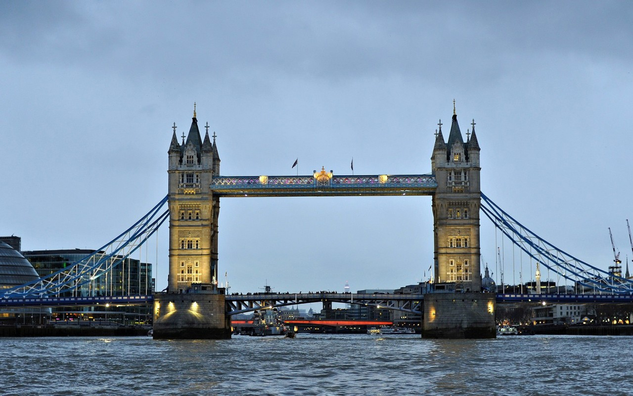 London bridge 1280x800