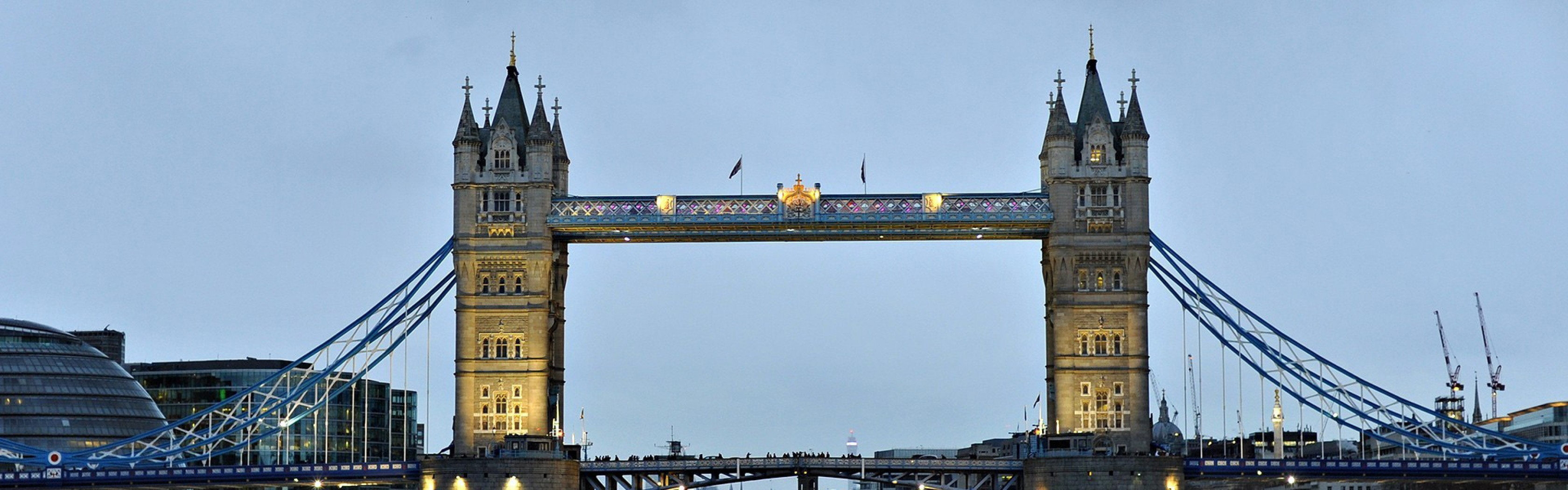 London bridge 3360x1050