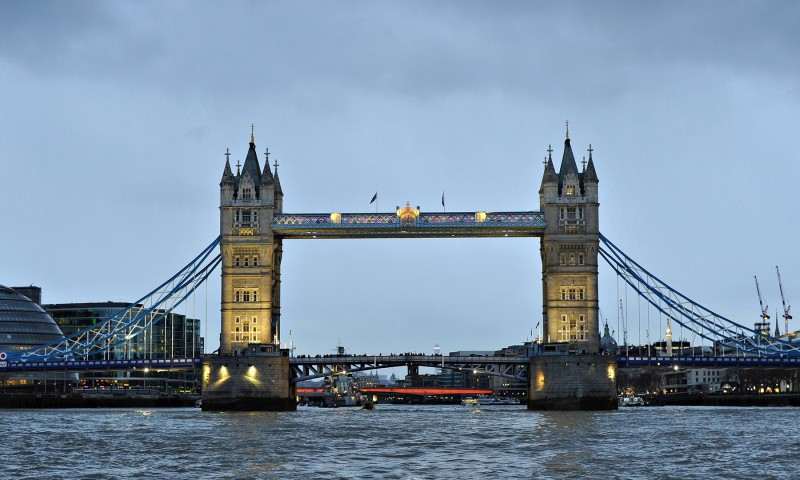 London bridge 800x480