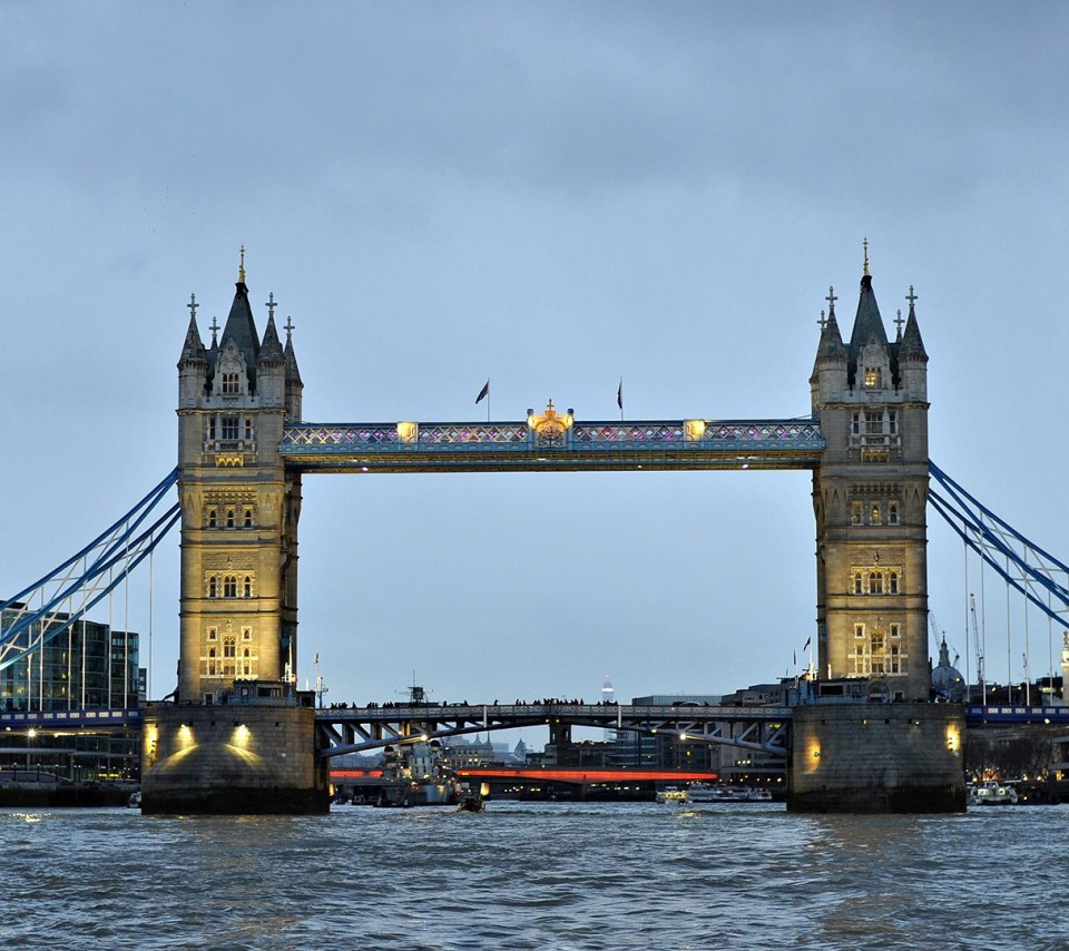 London bridge 960x854