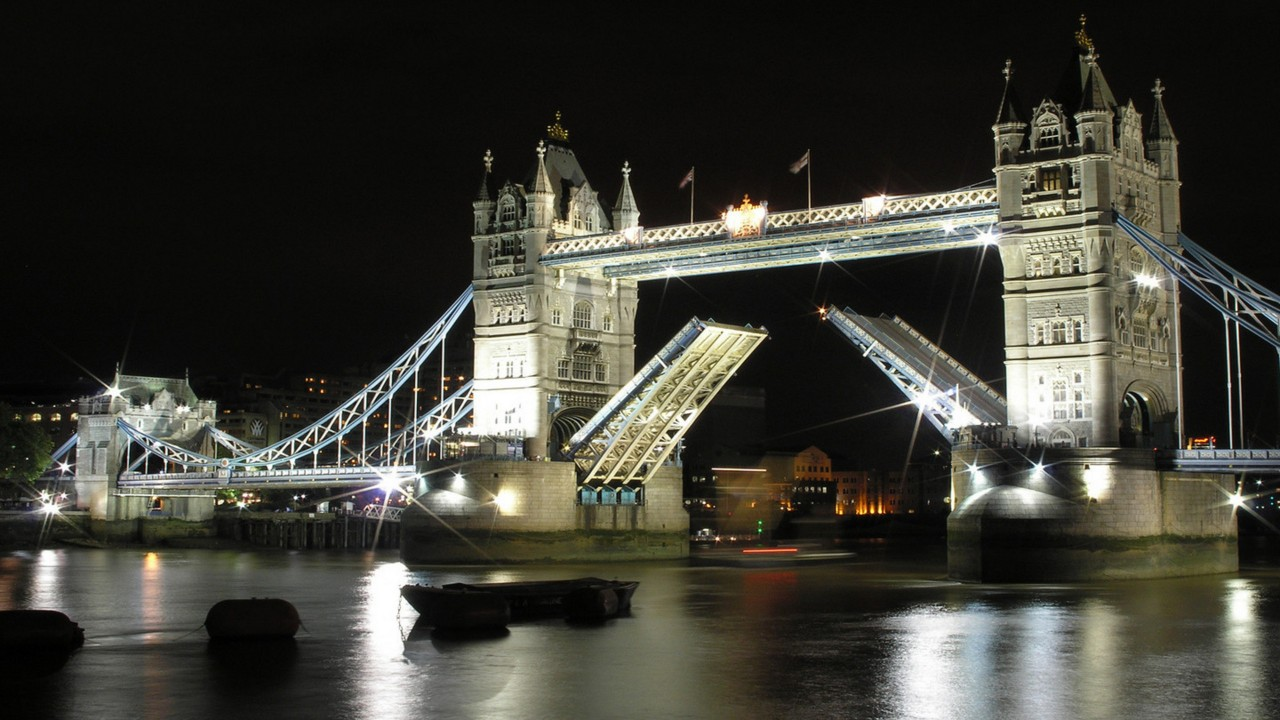 Tower Bridge 1280x720