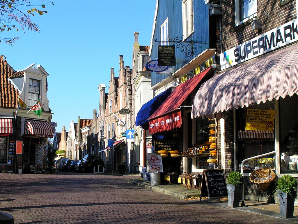 Edam holland