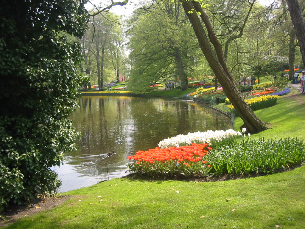 Keukenhof Park The Netherlands