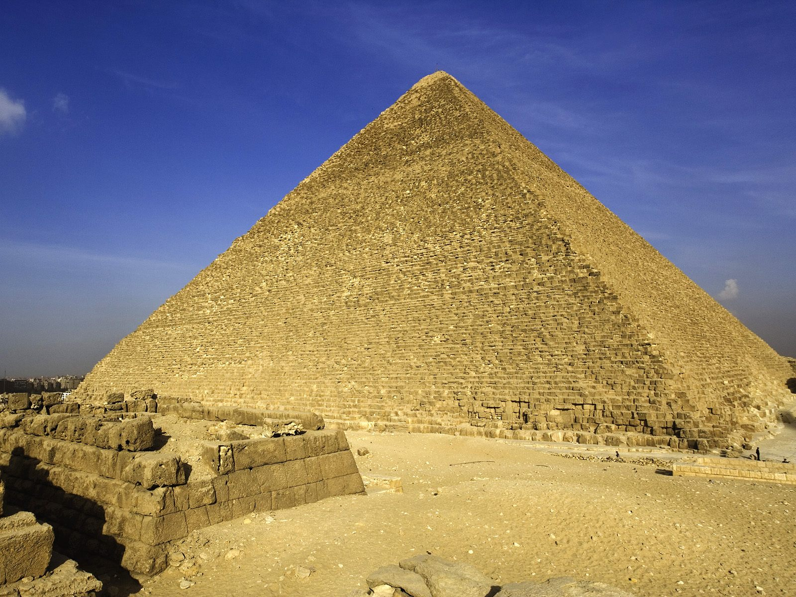 The Great Pyramid Giza