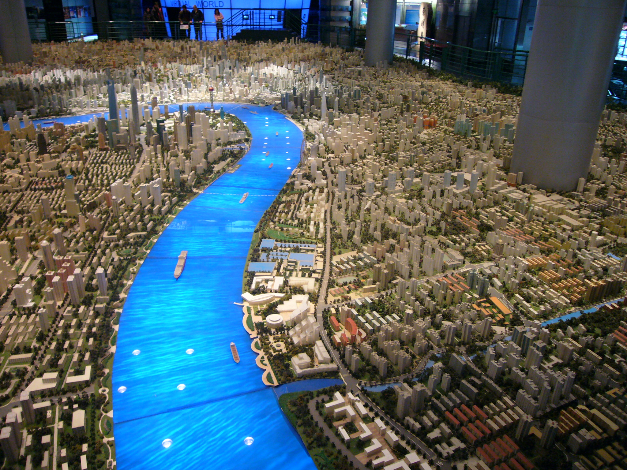 Urban Planning Exhibition Center