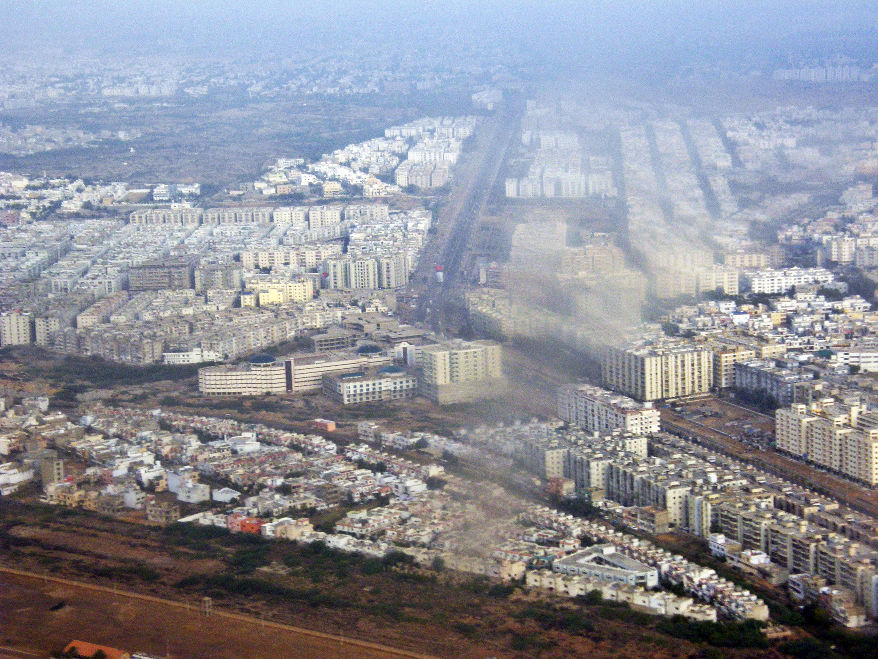 Karachi Cityscape Picture Photo