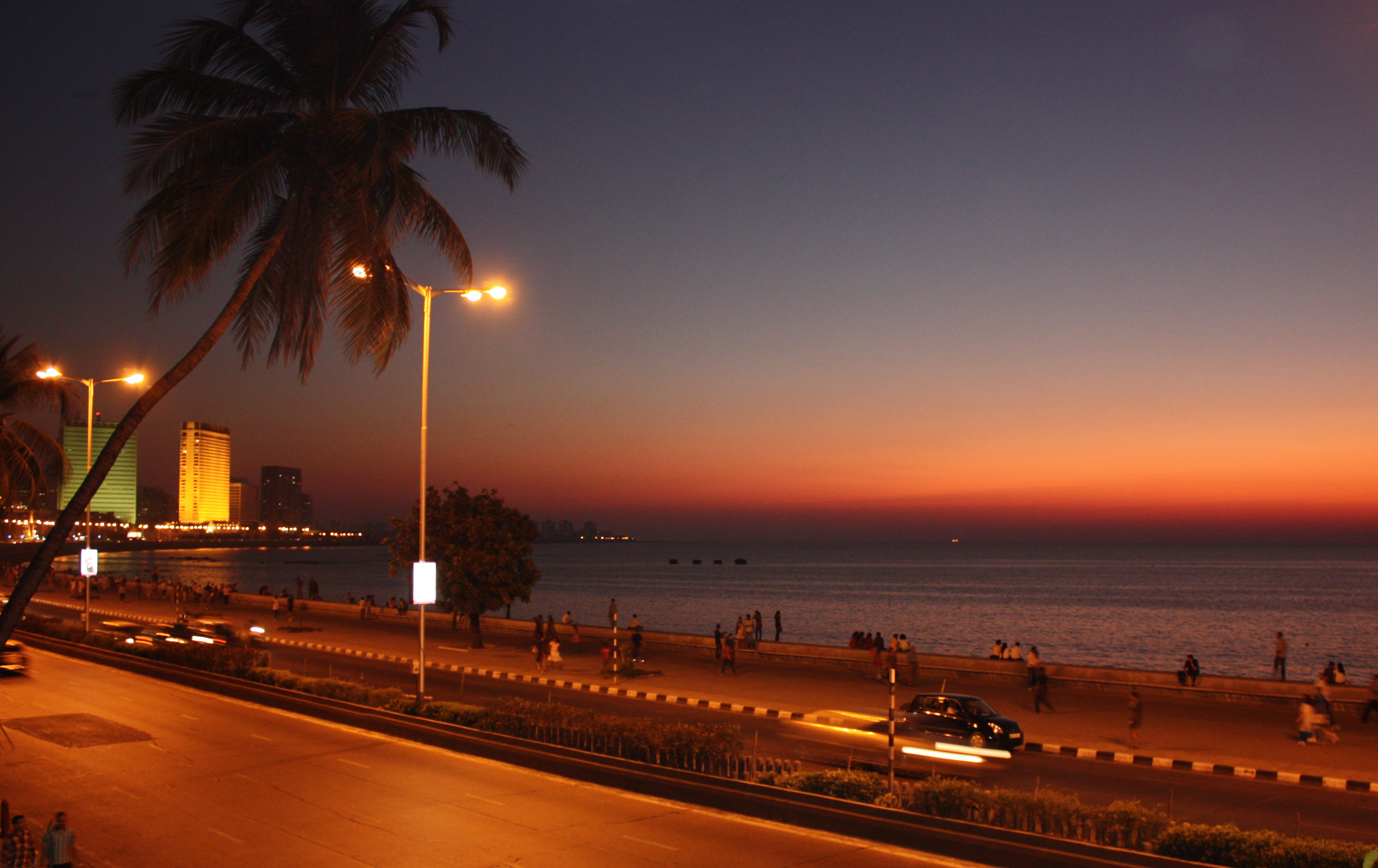 mumbai seaside