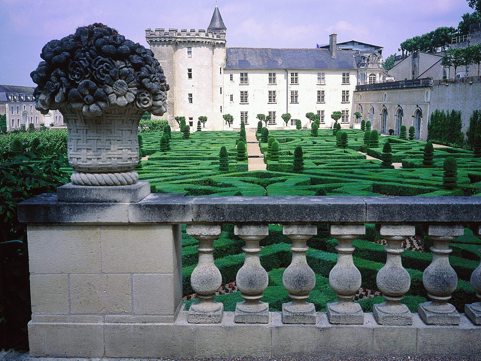 chateau de villandry 1600 x 1200 picture chateau de. Black Bedroom Furniture Sets. Home Design Ideas