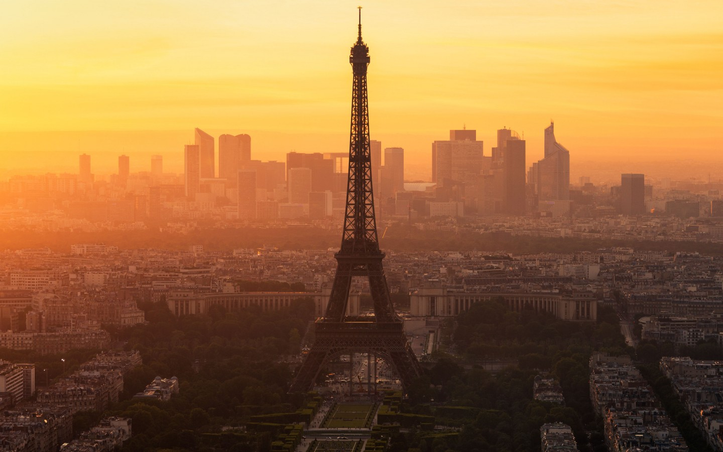 Paris morning 1440x900