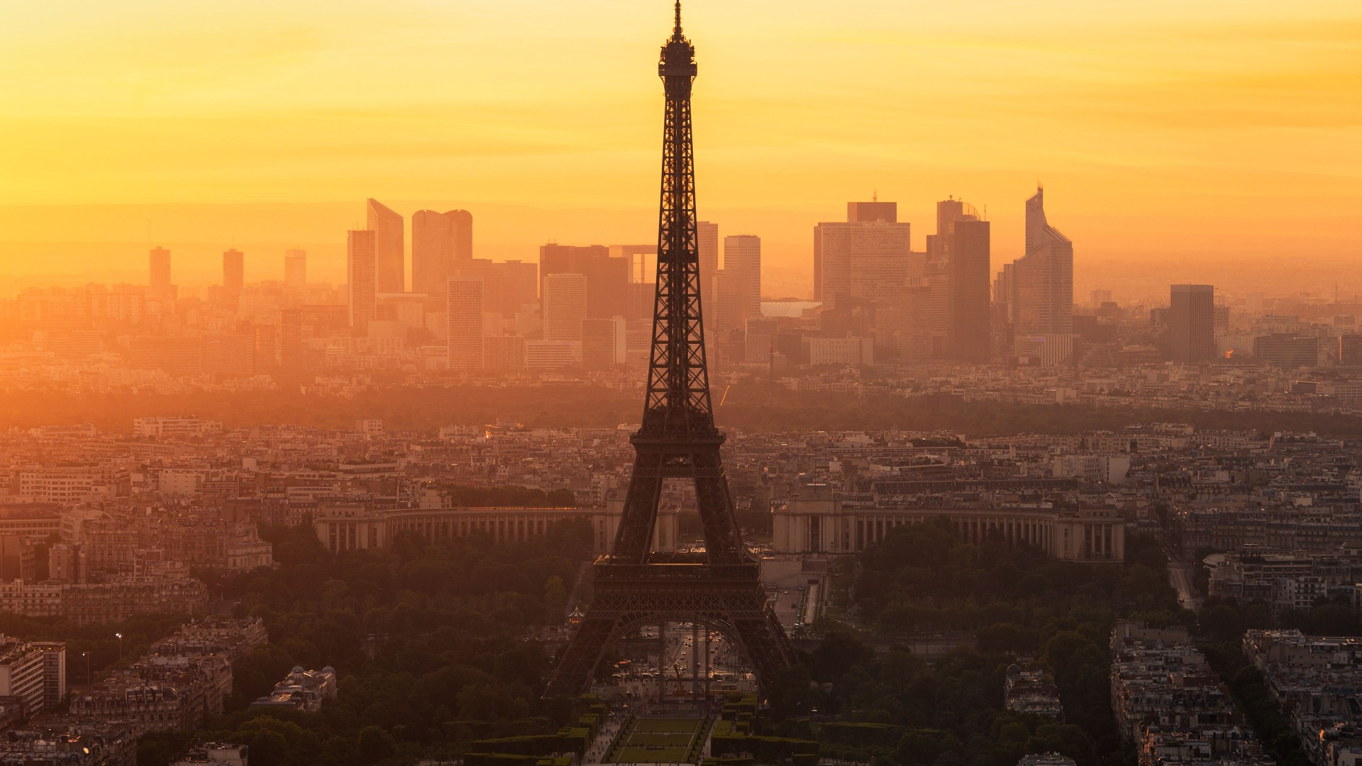 Paris morning 1920x1080