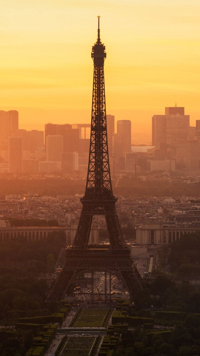 Paris morning 640x1136
