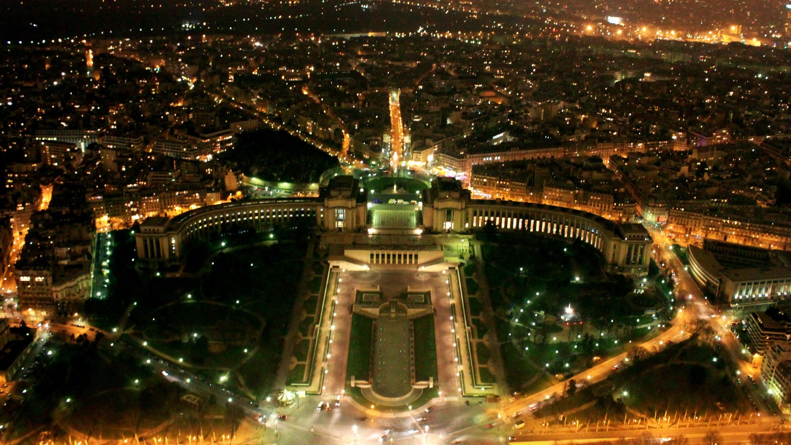 Paris night 1600x900