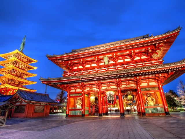 Tokyo temple 640x480