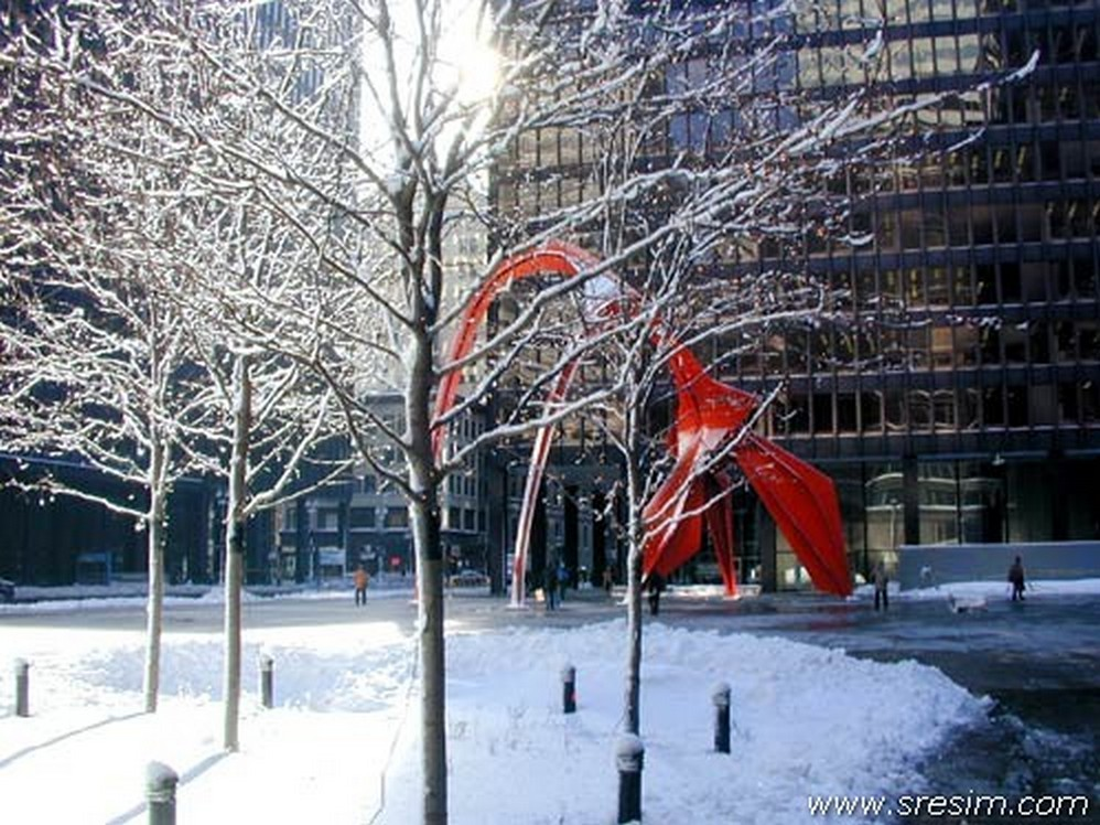 Chicago winter 998 x 748