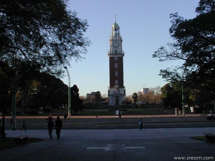 Buenos Aires  clock tower 700 x 525