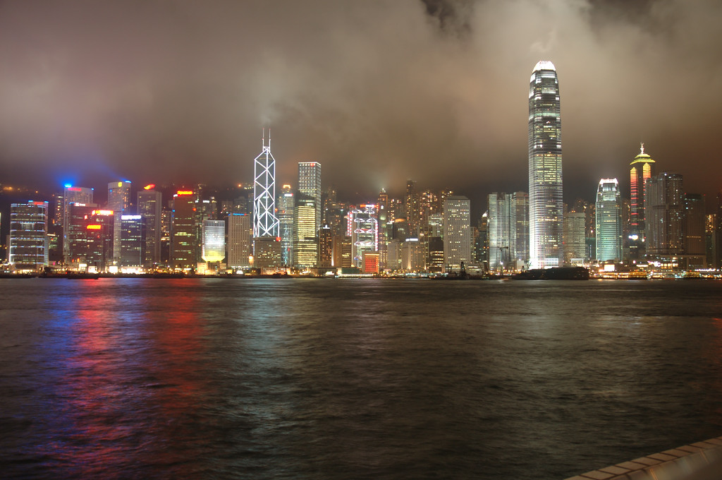 Hong Kong east asia 1024 x 680