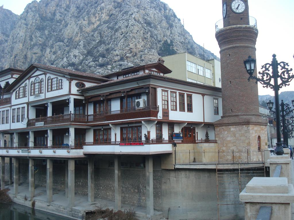 Amasya clock tower 1024 x 768