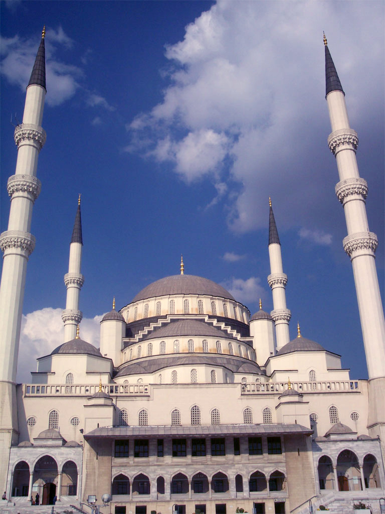 ankara Kocatepe Mosque 768 x 1024