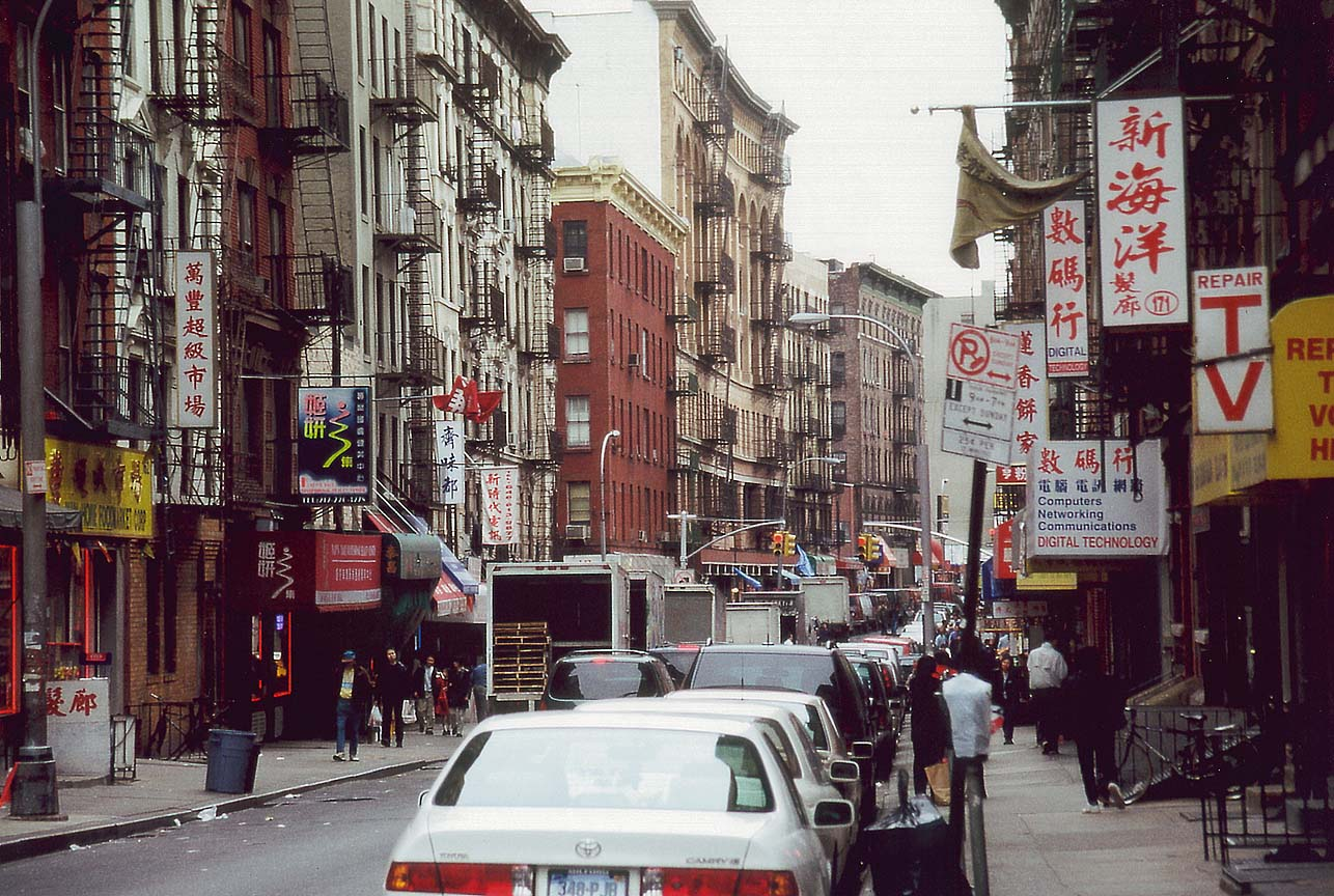 Street in Chinatown 1286x864