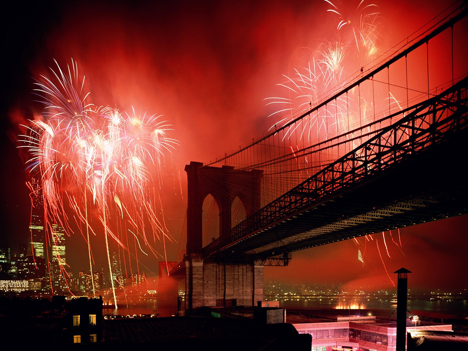 Celebration Brooklyn Bridge 1600x1200