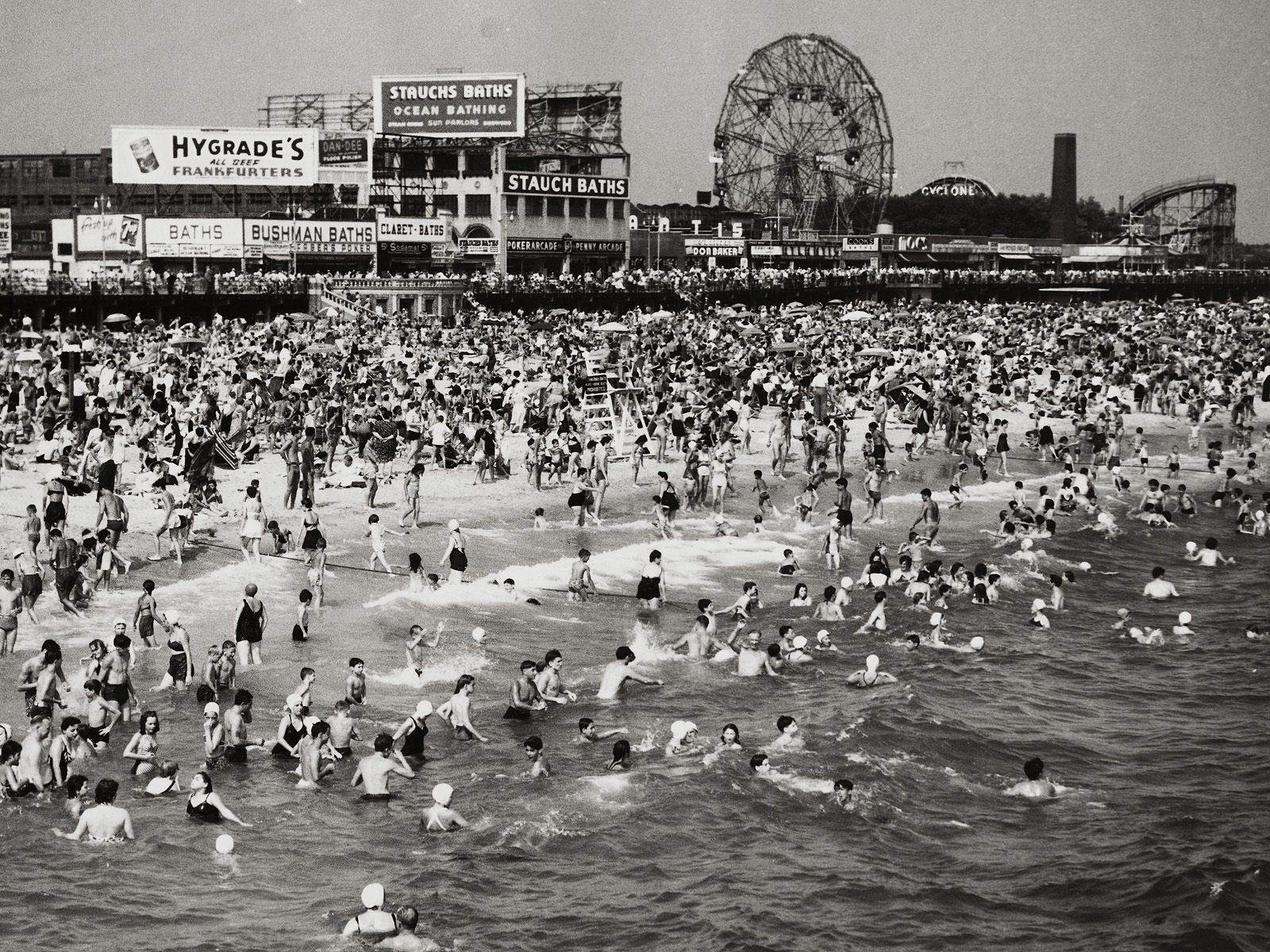 Coney Island Brooklyn 1600x1200