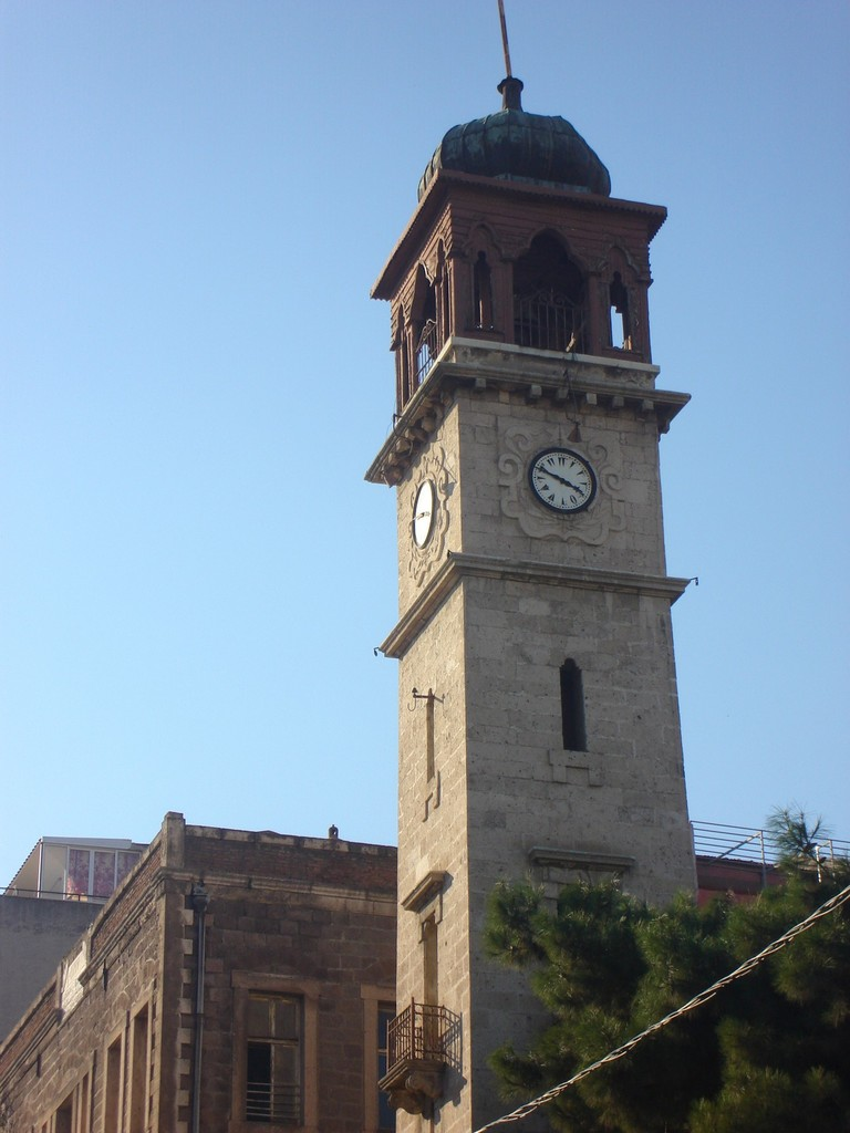 balikesir clock tower 768 x 1024