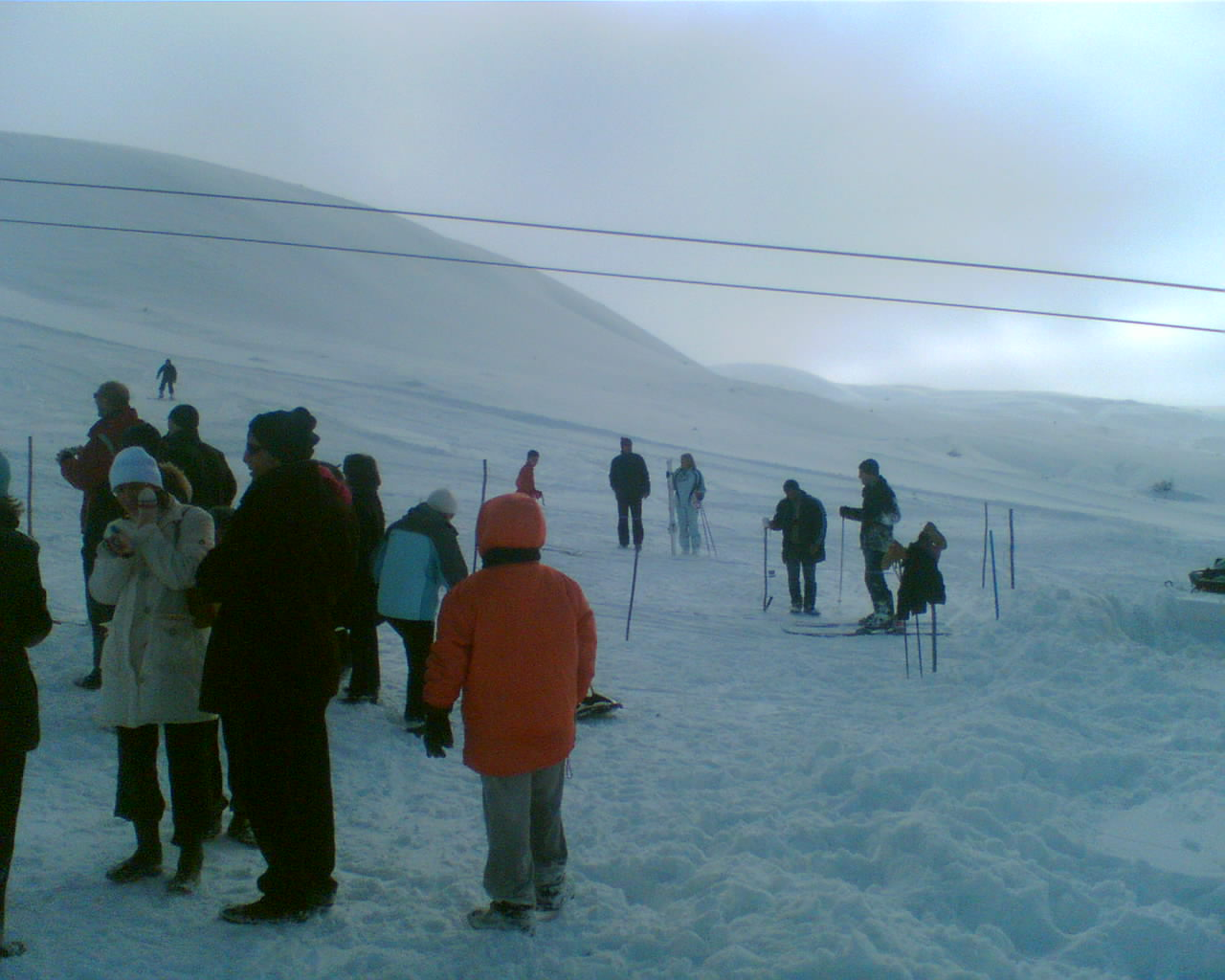 elazig hazar baba ski center 1280 x 1024