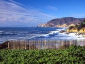 Half Moon Bay California 1600 x 1200
