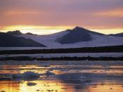 Evening Light Spitsbergen