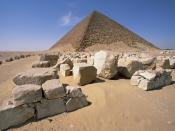 White Pyramid of King Snefru Dahshur