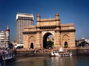 gateway of india mumbai wallpaper