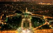 Paris night view 1152x720