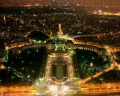 Paris night view 1280x1024