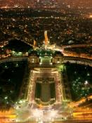 Paris night view 360x480