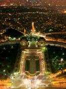 Paris night view 480x640