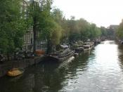 Prinsen Gracht Amsterdam The Netherlands 1024 x 768