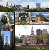 Philadelphia Montage by Jleon 0310