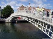 Dublin bridge 800 x 600