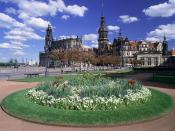 Theaterplatz Dresden 1600 x 1200